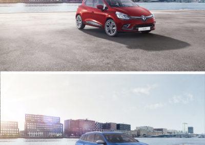 3D CGI Renault