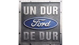 Ford Logo Retouching