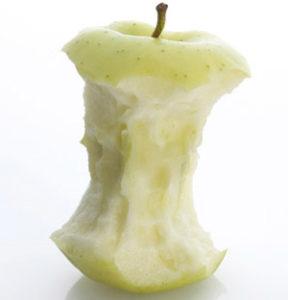 Apple Retouching