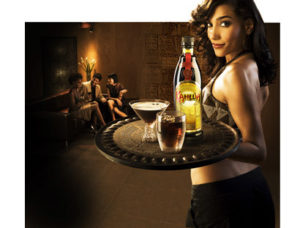 Alcohol Ad Retouching After