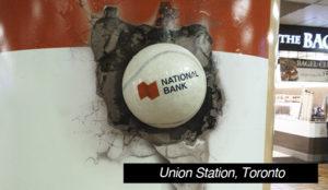 Bank Retouching