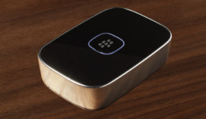 Blackberry Retouching Before